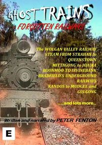 Ghost Trains – Forgotten Railways Narrated by Peter Fenton